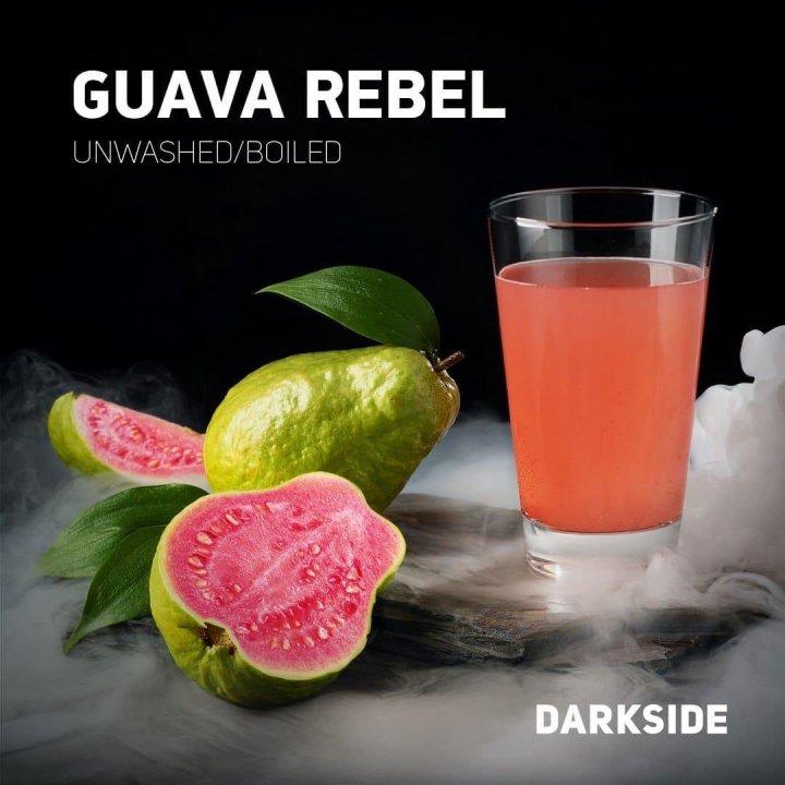 Табак Dark Side Guava Rebel Core 100 гр (Дарк Сайд Гуава)