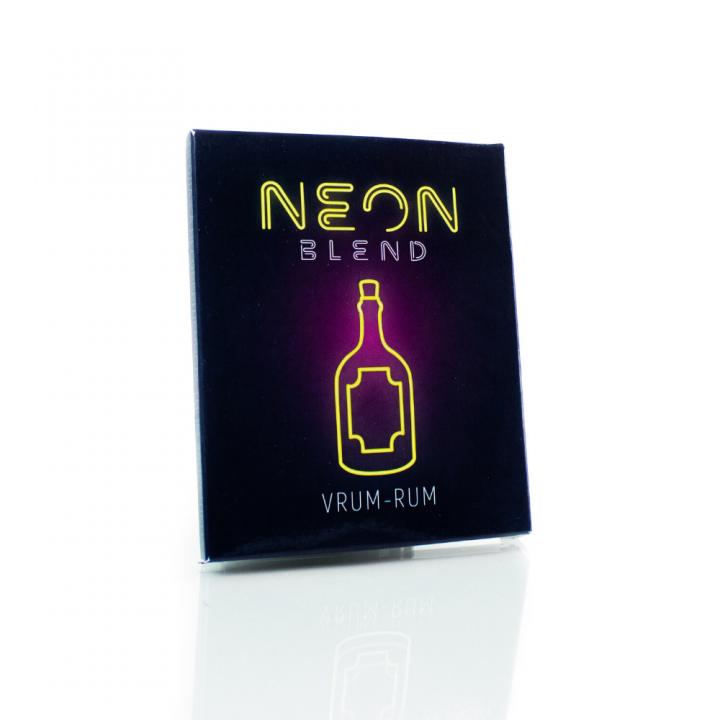 Бестабачная смесь Неон Ром  ( Neon VRUM-RUM )