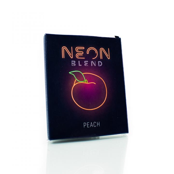 Бестабачная смесь Неон Персиковый чай ( Neon PEACH)