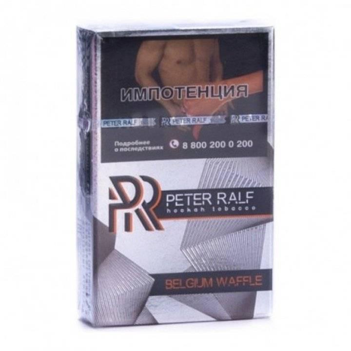 Табак Peter Ralf Belgium waffle ( Петер Ральф бельгийские вафли  )