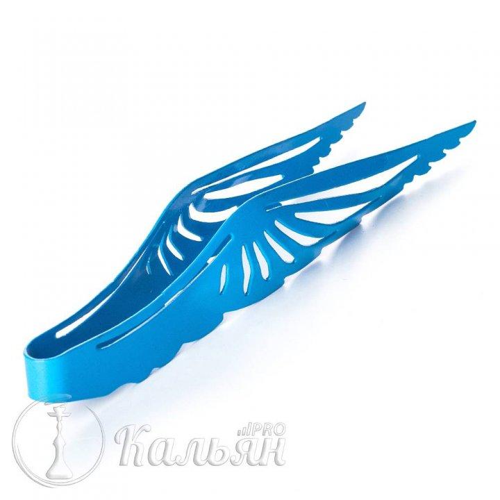 Щипцы Крылья Голубые