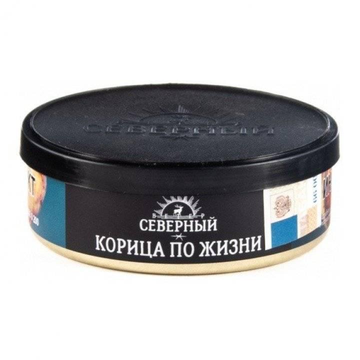 Табак Северный Корица по Жизни 25 гр