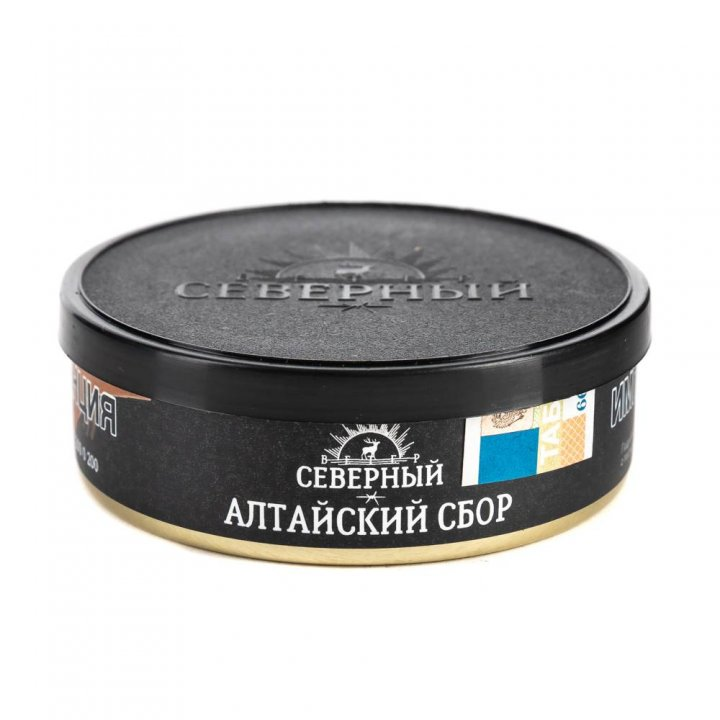 Табак Северный Алтайский сбор 25 гр