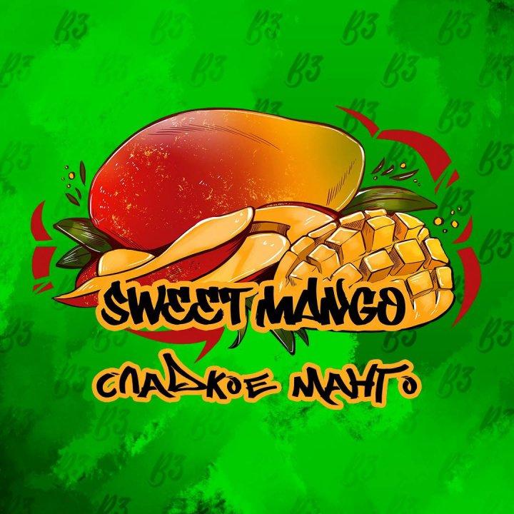 Табак B3 Tobacco SWEET MANGO 50г (Б3 манго  )