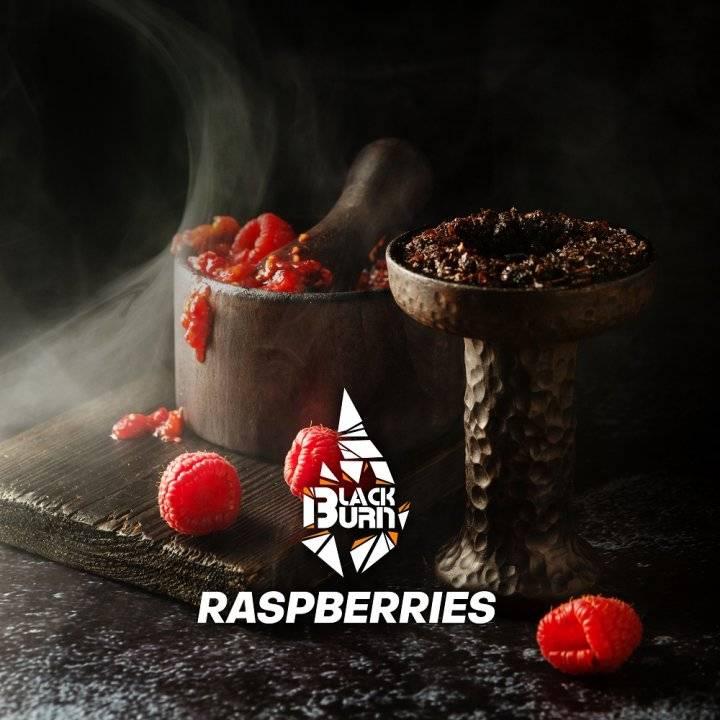 Табак BlackBurn Raspberries 20г (Табак Блек Берн Малина )