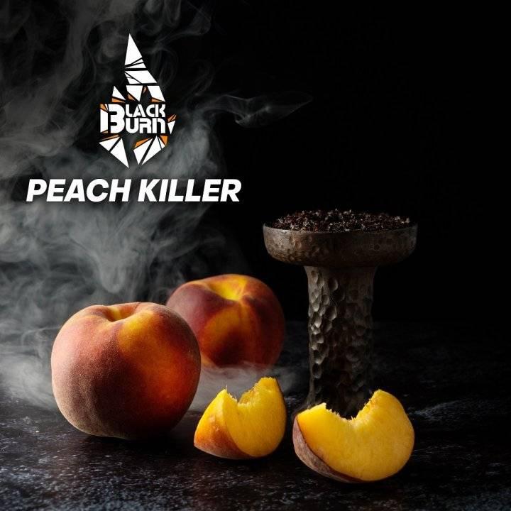 Табак BlackBurn Peach Killer 20г (Табак Блек Берн Персик )