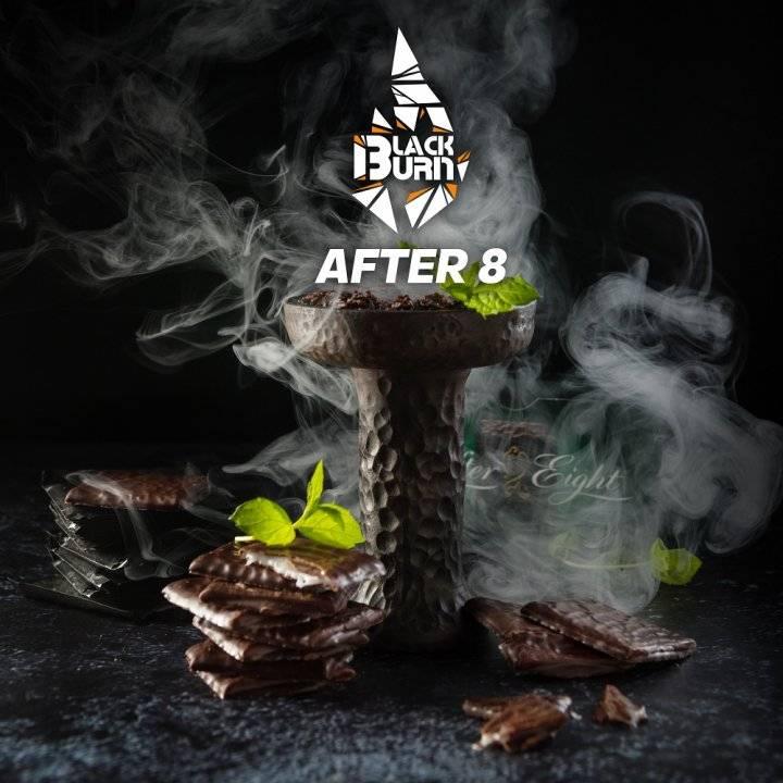 Табак BlackBurn After 8 20г (Табак Блек Берн Шоколад мята )
