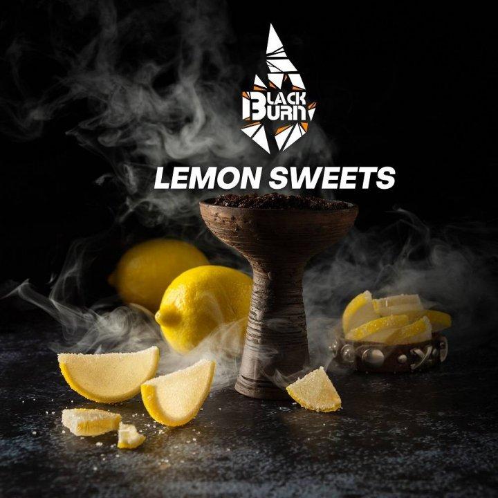 Табак BlackBurn Lemon Sweets 20г (Табак Блек Берн Лимонный мармелад  )