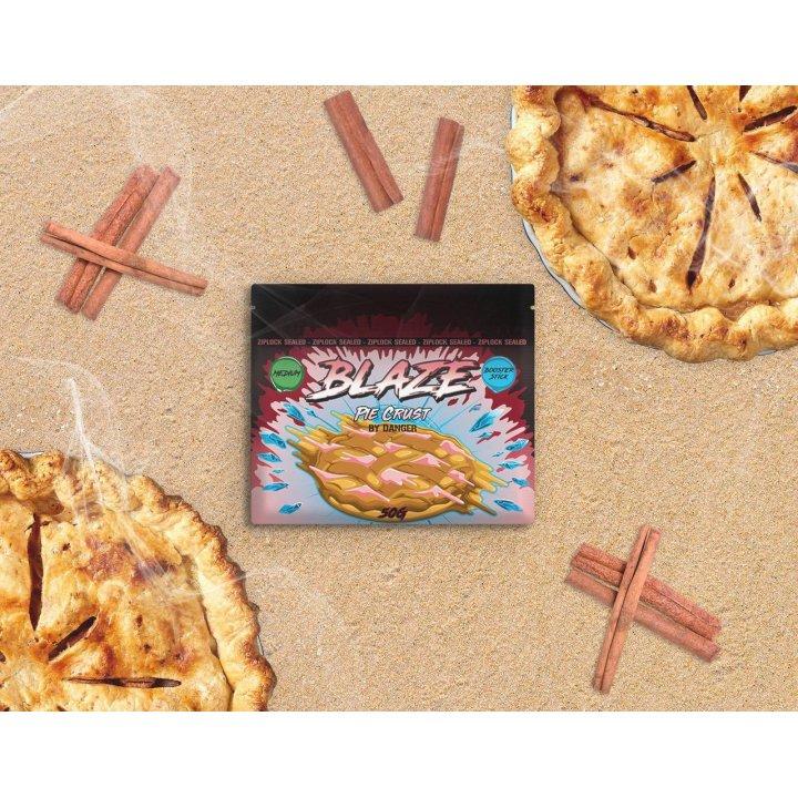 Бестабачная смесь BLAZE Pie Crust 50г (Бестабачная смесь Блэйз  Хрустящий Пирог  )