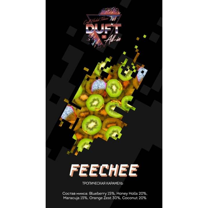 Табак Duft All-in – FEECHEE  25 г (Табак Дафт Тропическая карамель )