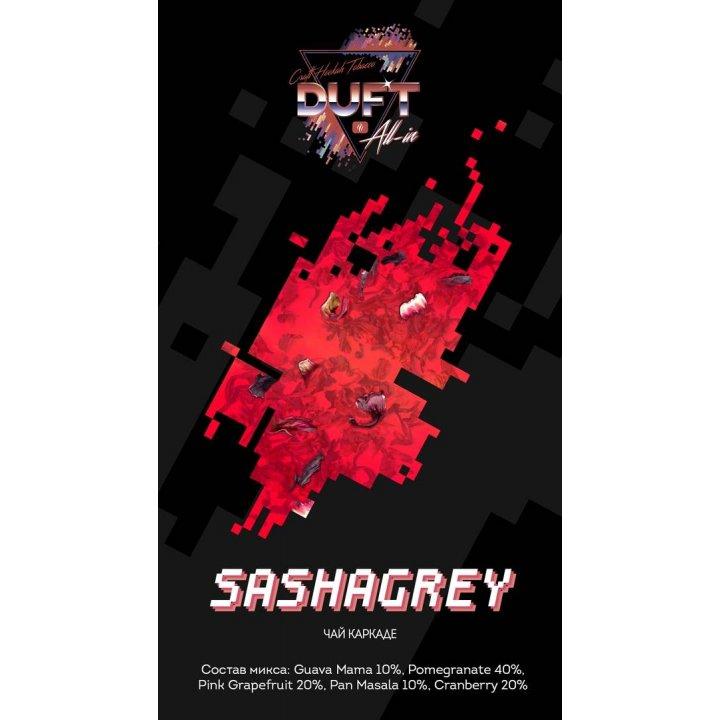Табак Duft All-in – SAHAGREY 25 г (Табак Дафт Чай каркаде )