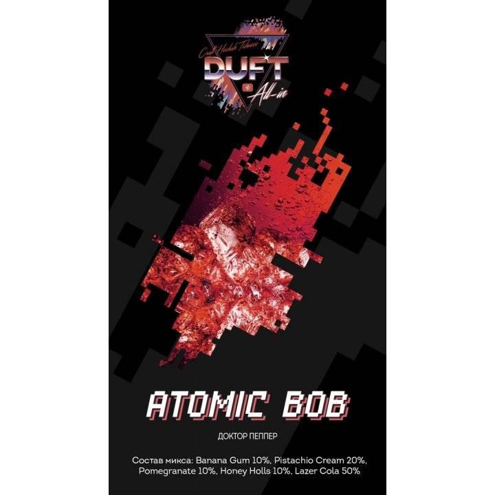 Табак Duft All-in – ATOMIC BOB 25 г (Табак Дафт Доктор пеппер )
