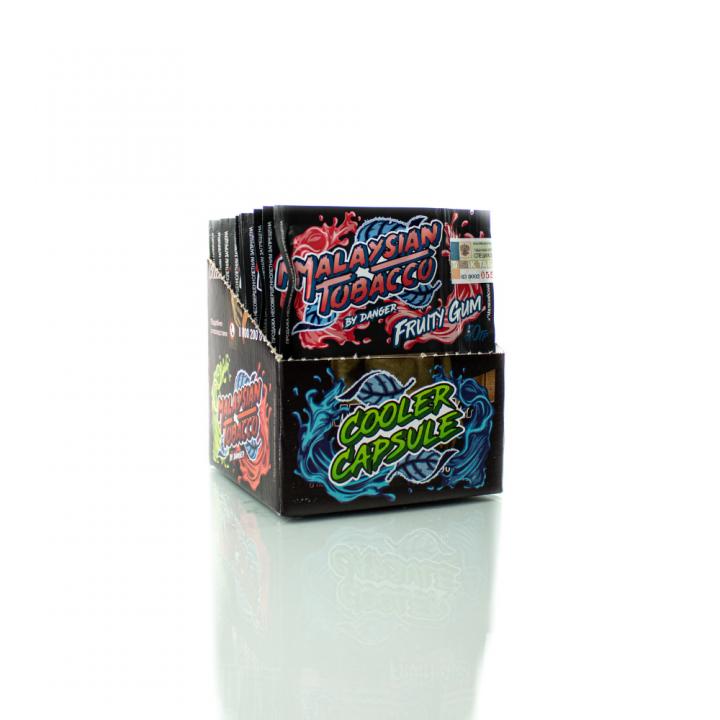 Табак Malaysian Tobacco Fruity gum 50г (Малазиан сочная фруктовая жвачка )