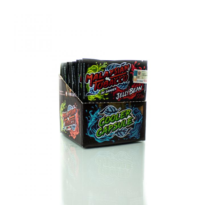 Табак Malaysian Tobacco Jelly bean 50г ( Малазиан твои любимые конфеты с желе )