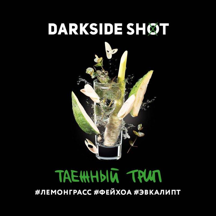 Табак DarkSide Shot Таежный трип 120г – ( Дарксайд Шот Таежный трип 120г )