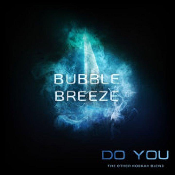 Бестабачная смесь Do You Bubble Breeze 50г (Бестабачная смесь Ду ю Ягодный микс )