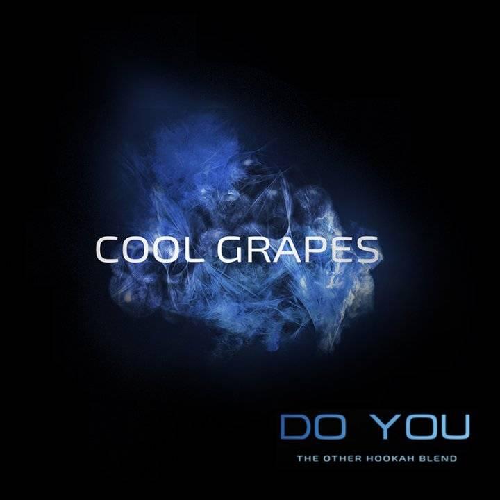 Бестабачная смесь Do You Сool Grapes 50г (Бестабачная смесь Ду ю Ледяные Ягоды )