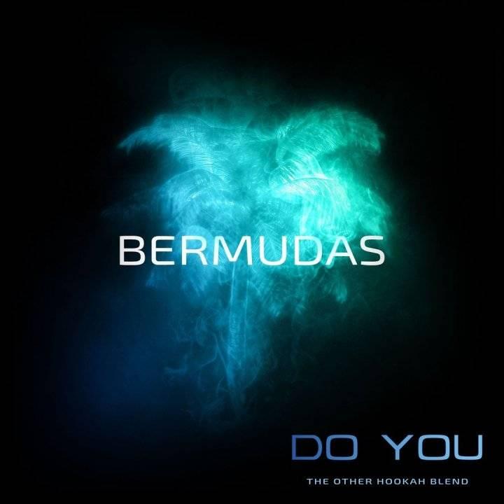 Бестабачная смесь Do You Bermudas 50г (Бестабачная смесь Ду ю Цитрус )