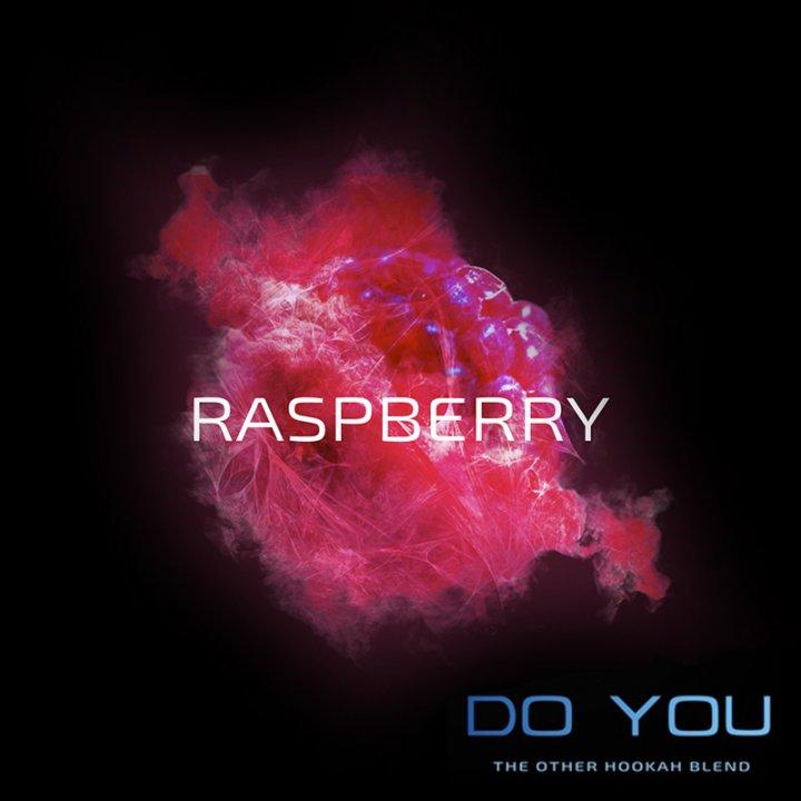 Бестабачная смесь Do You Raspberry 50г (Бестабачная смесь Ду ю Малина )