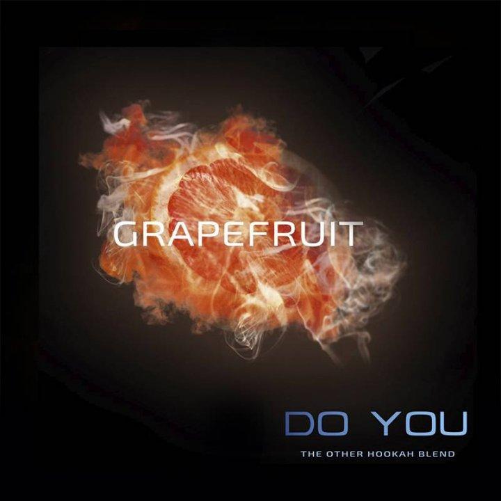 Бестабачная смесь Do You Grapefruit 50г (Бестабачная смесь Ду ю Грейпфрут )