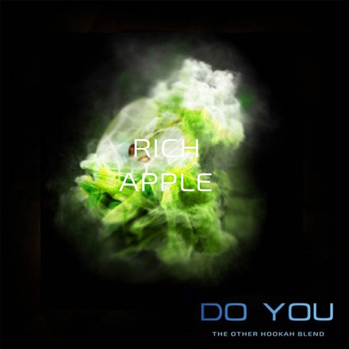 Бестабачная смесь Do You Rich Apple 50г (Бестабачная смесь Ду ю Яблоко )