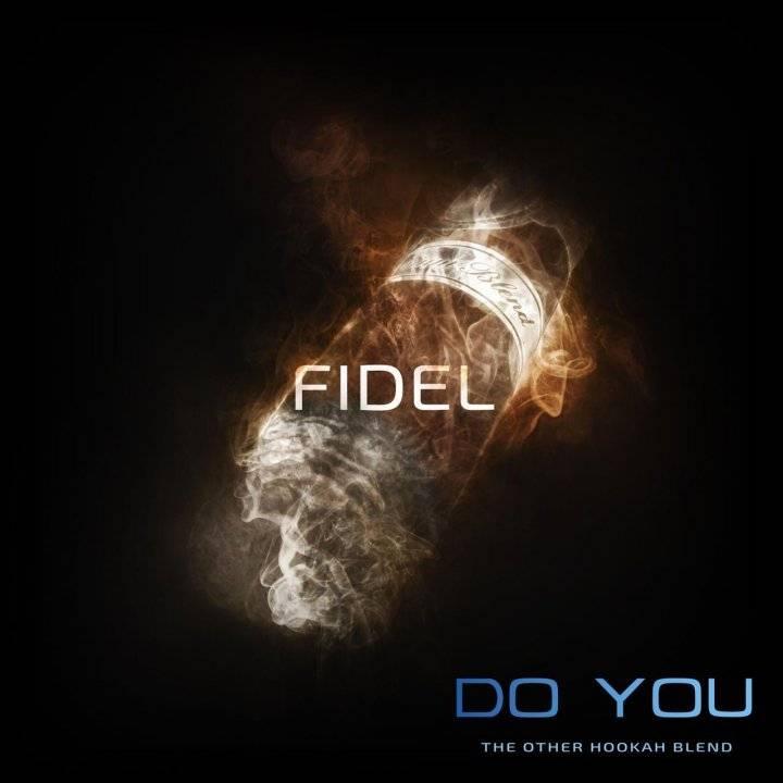 Бестабачная смесь Do You Fidel 50г (Бестабачная смесь Ду ю Орехи с Черносливом )