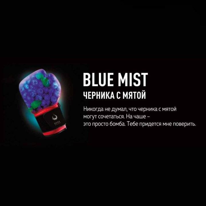 Табак Ноок Blue mist 50г ( Табак Хук Голубой туман )