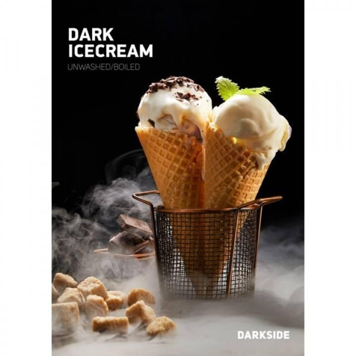 Табак Dark Side Ice Cream Core 100 гр (Дарк Сайд Мороженое)