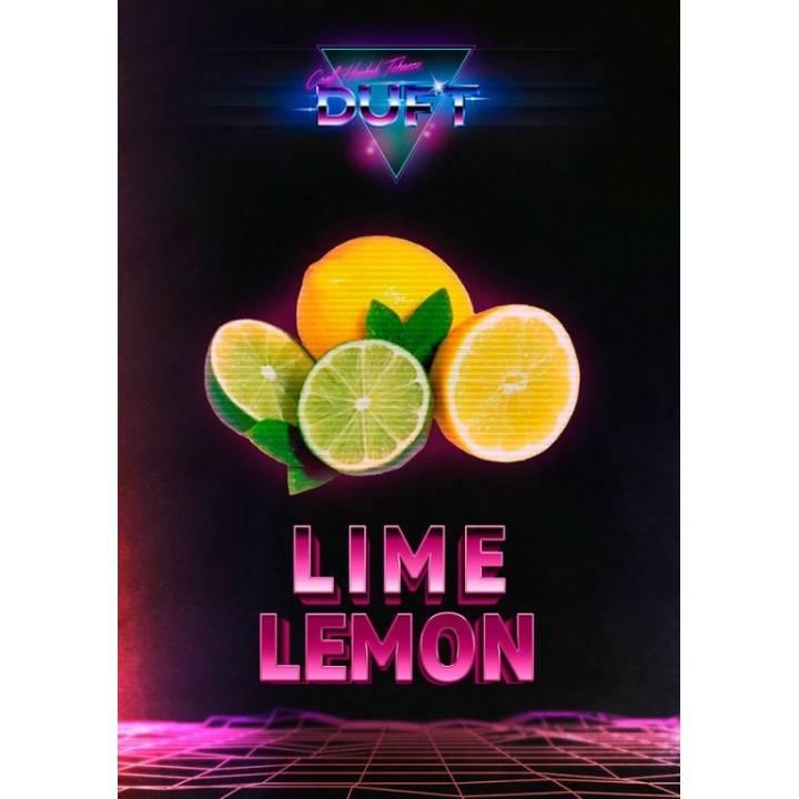 Табак  Duft Lime Lemon (Дафт Лайм Лимон)