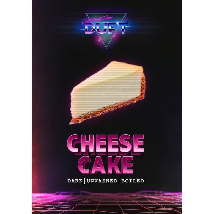Табак  Duft Cheesecake (Дафт Чизкейк)