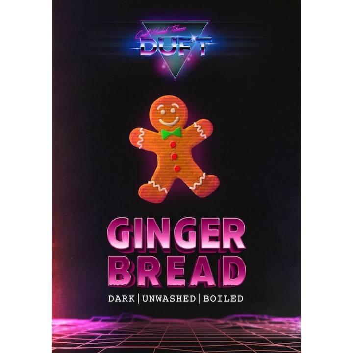 Табак  Duft GingerBread (Дафт Имбирный Пряник)