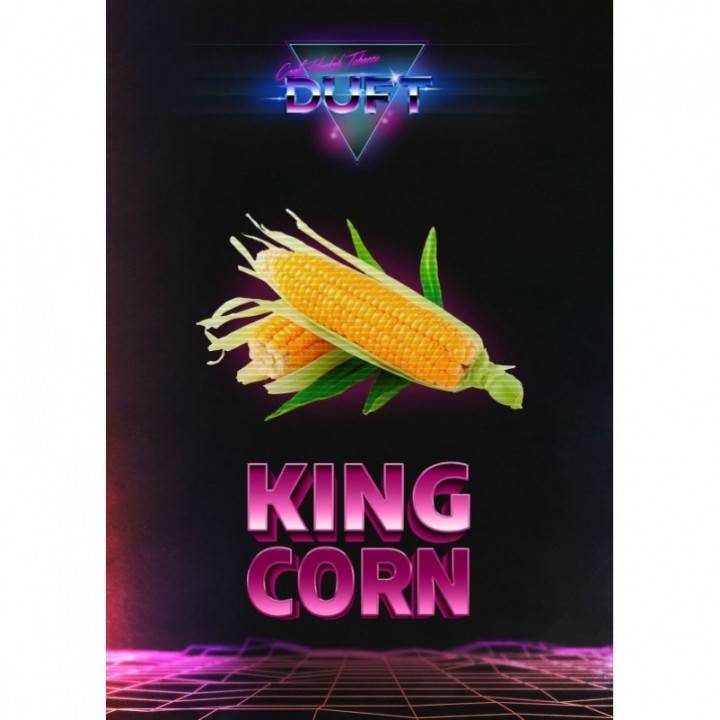 Табак  Duft King Corn (Дафт Вареная Кукуруза)
