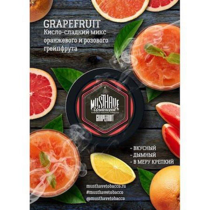 Табак  Must Have Grapefruit 25 гр (Мастхев Грейпфрут)