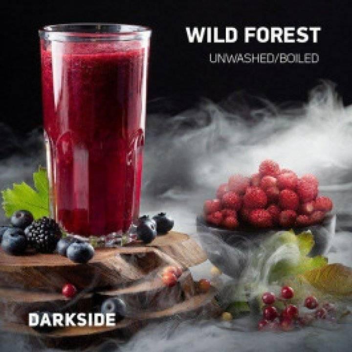 Табак Dark Side Wild Forest Core 100 гр (Дарк Сайд Дикие ягоды )
