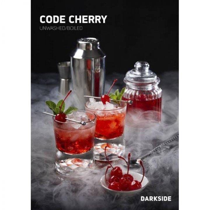 Табак Dark Side Code Cherry Core 100 гр (Дарк Сайд Вишня )