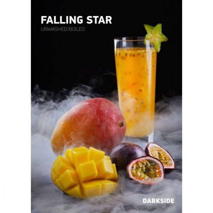 Табак Dark Side Falling Star Core 100 гр (Дарк Сайд Манго маракуйя)