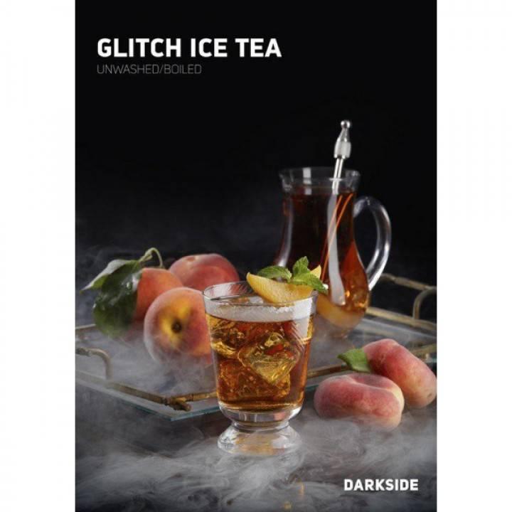 Табак Dark Side Glitch Ice Tea Core 100 гр (Дарк Сайд Персиковый чай )