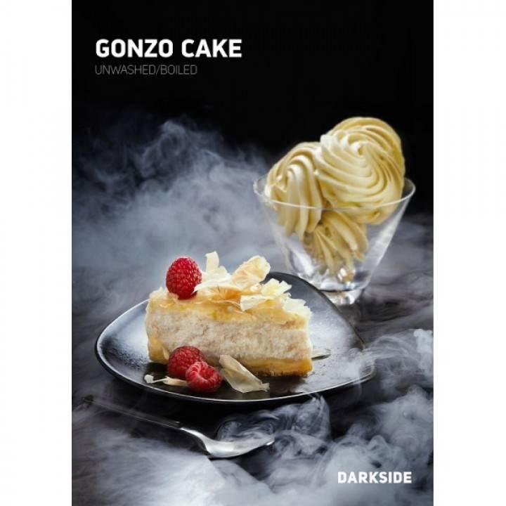 Табак Dark Side Gonzo Cake Core 100 гр (Дарк Сайд Чизкейк )