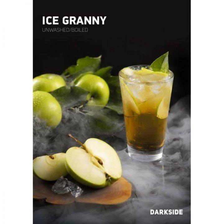 Табак Dark Side Ice Granny Core 30 гр (Дарк Сайд Лед яблоко)