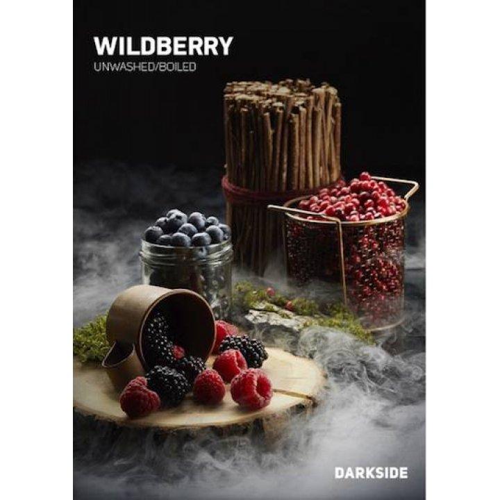 Табак Dark Side Wildberry Core 100 гр (Дарк Сайд Лесные ягоды )