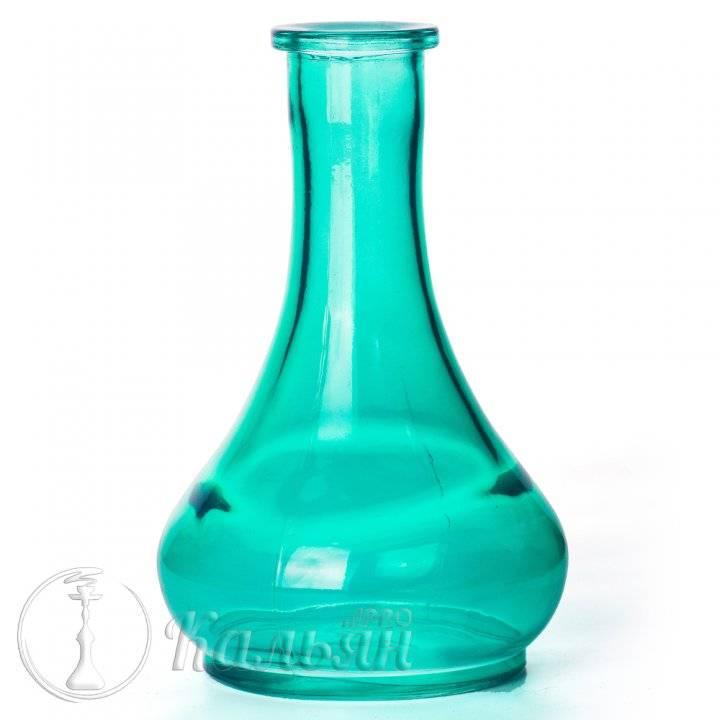 Колба Hookawell E.Drops Светло зеленая Лазурная ( Хукавел Капля )