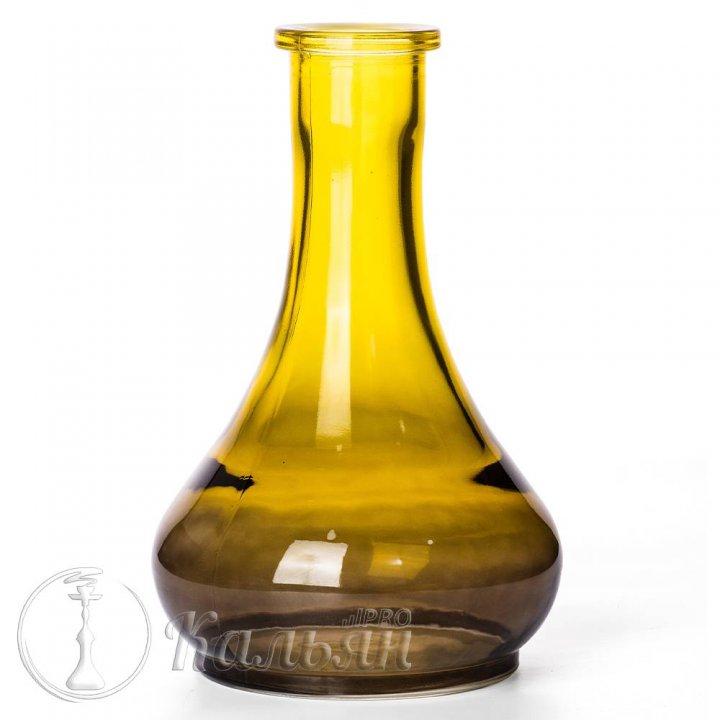 Колба Hookawell E.Drops Черно Желтая ( Хукавел Капля )