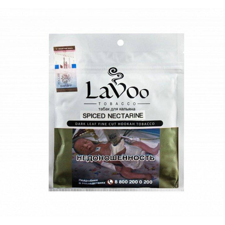 Табак LAVOO SPICED NECTARINE  100 г (Лаву Нектарин )