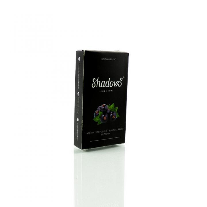 Бестабачная смесь Shadows Черная смородина 50г