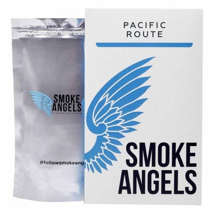 Табак Smoke Angels Pacific Route 100 г ( Табак Ангелы Дыма Тихоокеанский Маршрут )