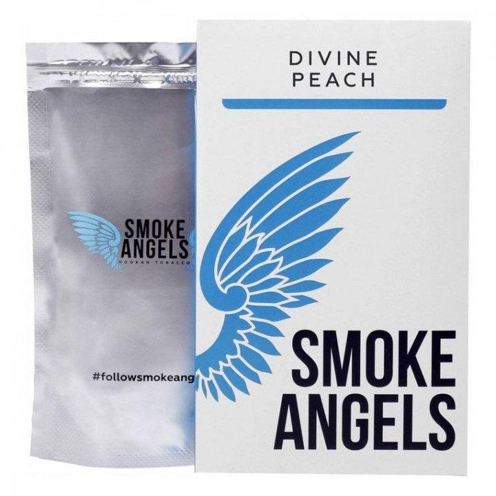 Табак Smoke Angels Divine Peach 100 г ( Табак Ангелы Дыма Божественный Персик )