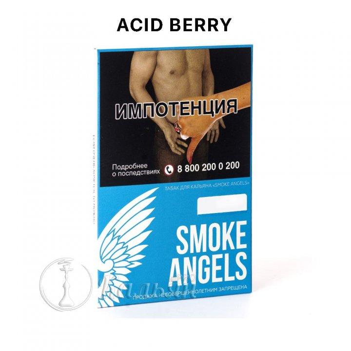 Табак Smoke Angels Acid Berry 25г ( Табак  Ангелы Дыма Малина   )