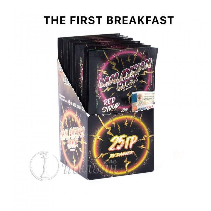 Табак Malaysian Stick The First Breakfast 25 г ( Малазиан Стик Каша с ягодами )